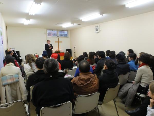 Kirkkokolehti Japanin työlle