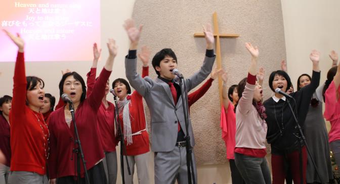 Gospelmusiikki kiehtoo japanilaisia