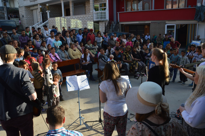 Muusikkovieraana Bulgariassa
