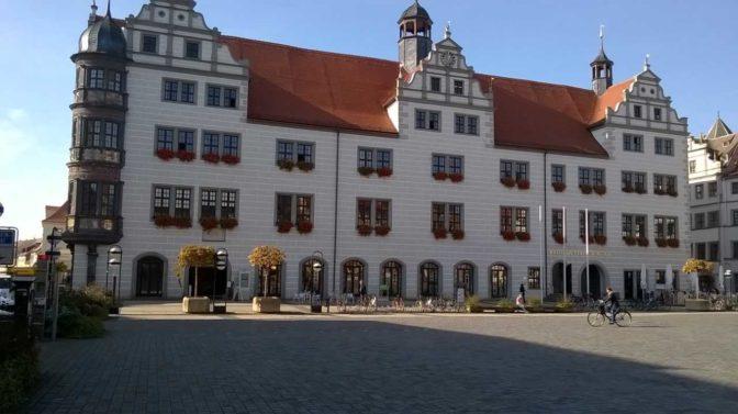 Torgau ja Luther