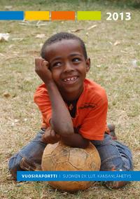 Etiopialainen poika