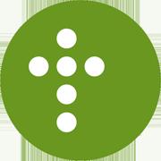 Kansanlähetysopiston logo