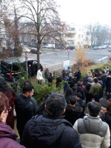 Maryamin hautajaiset