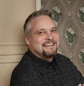 Ismo Vettenranta, kuvaaja: Kimmo Torkkeli
