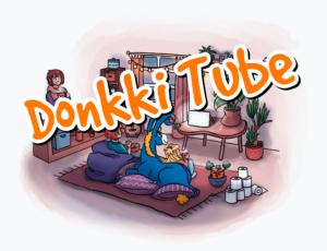 Donkki-tube