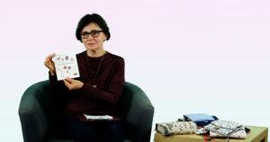 Warto-kirjakaupan johtaja Ewa Londzin