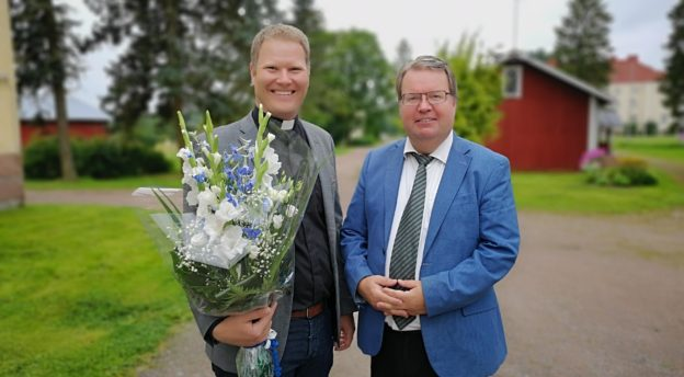 Daniel Nummela ja Mika Tuovinen