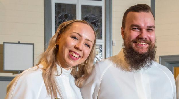 Joanna ja Petteri Rantamäki